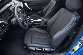 2014 Bmw X1 Interior 2014 Bmw 228i Coupe First Test Motor Trend