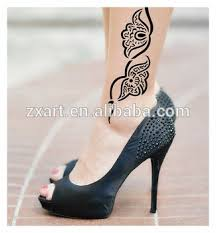 india henna tattoo henna sticker tattoo for legs buy india henna