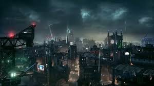 where is halloween city gotham city wikipedia