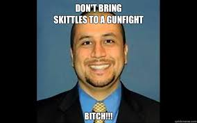 Zimmerman Memes - taste the rainbow no need for canteen george zimmerman quickmeme