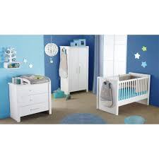 chambre pour bebe complete chambre complète pour bébé blanc goa avec plan à langer blanc