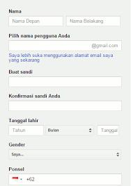 membuat gmail dari hp daftar gmail lewat hp cara buat akun gmail baru di hp cara