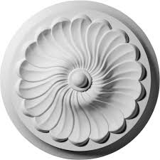 ekena millwork 40 1 4 in small classic ceiling medallion cm40cl