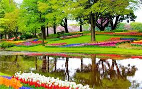 clipart garden of eden