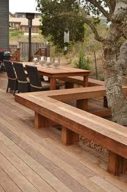 Ipe Bench Osos Ipe Deck By Brad Fogel