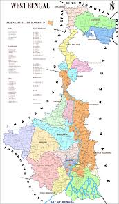 geography blog maps of west bengal india