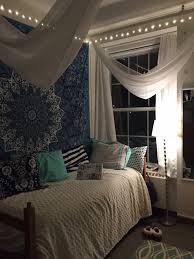 square beige pattern woven rug white flower mirror wooden bedroom