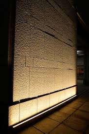 exterior wall design 1640 best ideas en diseño iluminación images on pinterest