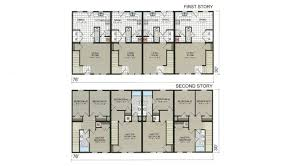 multi family homes floor plans canyon crest northstar homes