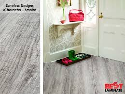 Alloc Laminate Flooring New Luxury Vinyl From Timeless Designs Icharacter In Smoke