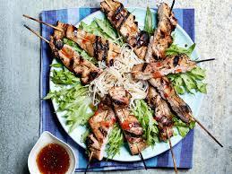 chicken yakitori recipe bobby flay food network