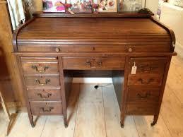 Old Roll Top Desk Antique Roll Top Desk The Consortium Vintage Furniture