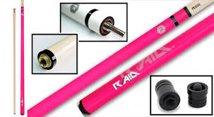 pink pool tables for sale buy raid colorz s pool cue fluorescent pink at dynamic billiard