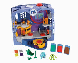 monsters university monsters scare floor fisher price imaginext