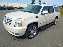 2013 cadillac escalade colors 2013 white tricoat cadillac escalade esv luxury awd