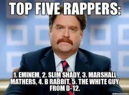 Funny Rap Memes - the funniest eminem memes and jokes on the internet