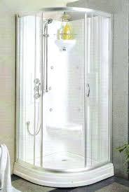 Bathroom Shower Units Corner Shower Units Lowes Lifeunscriptedphoto Co