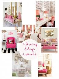 Pink Gold Bedroom Beautiful Pink And Gold Bedroom Decor Home Design Inspiration