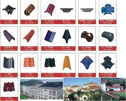 Tile Roof Types Wholesale Style Roof Tiles Made In China 25346