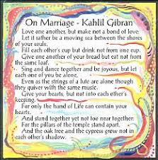 Wedding Quotes Poems Best 25 Kahlil Gibran On Marriage Ideas On Pinterest Kahlil