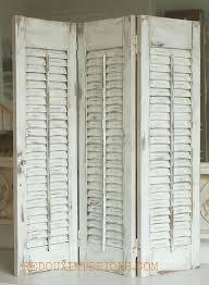 Shutter Room Divider 58 Best Shutters Images On Pinterest Shutters Wooden Shutters