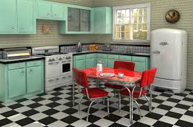 Retro Metal Kitchen Cabinets Ideas HouseofPhycom - Retro metal kitchen cabinets