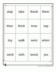 grade sight word flash cards printable printable 1st grade sight word flashcards woo jr activities