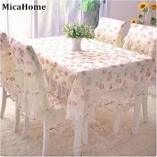 tablecloths and chair covers rustic fabric lace table cloth dining tablecloth chair covers set