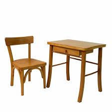 bureau chaise enfant baumann bureau chaise la marelle mobilier et déco vintage enfants