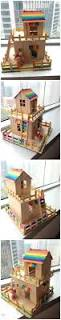 popsicle stick house instructions in japanese popsicle