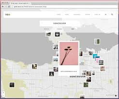 Max Portland Map by Vsco Brand Considerations And Map Design U2013 Points Of Interest