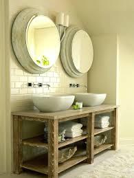 White Bathroom Vanity With Vessel Sink Double Bathroom Vanity With Vessel Sinks U2013 Renaysha