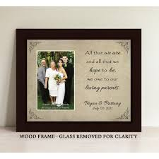 wedding gift amount 2017 that we are picture frame parents wedding gift