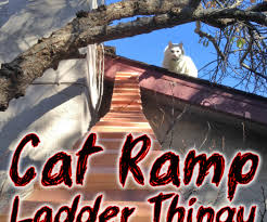 Instructables Cat Tree by Cat Ramp Ladder Thingy 5 Steps With Pictures