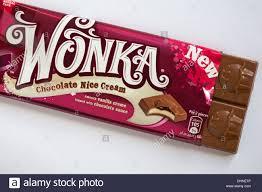 wonka bars where to buy new wonka chocolate flavoured chocolate bar opened to