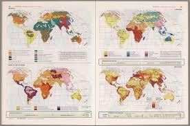 World Language Map by World Religions Races World Languages Population David