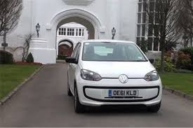 volkswagen up white volkswagen up 2012 road test road tests honest john
