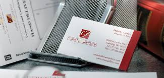Business Cards Attorney Engraved Thermographed Lithographed And Digital Business Cards