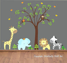 baby room wall decals trees wall decals australia wall art baby room wall art stencils baby room wall art nursery wall decals safari wall decals jungle wall decals baby room wall decor large tree decal blue elephant