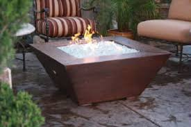 California Fire Pit by Copper Canyon Fire Pits