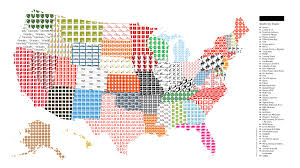 Mcdonalds In America Map by The United States Of Ad Agencies U2013 Adweek