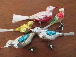 348 best glass birds images on vintage