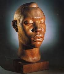 jamaican wood sculptures wood carving of a torso black jamaican home