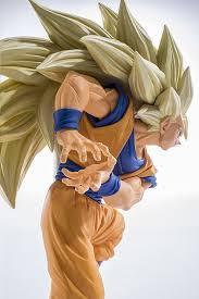 ball goku super saiyan 3 action figure pvc