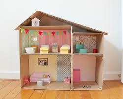 Diy Dollhouse Furniture Diy Cardboard Dollhouse U2026 Pinteres U2026