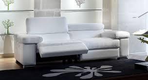 canape relax design contemporain canapé têtière réglable cuir relax ensemble canapé meubles