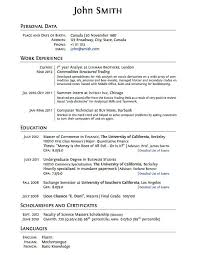 high school resume for college template exles of high school resumes for college exles of resumes