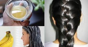 banana for hair eggs bananas honey and hair growth recipe wellmindness