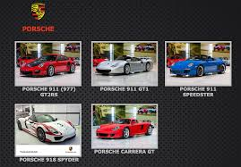 seinfeld porsche collection list sheikh al nahyan u0027s car collection sbh royal auto gallery abu