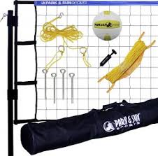 Backyard Volleyball Nets The Best Volleyball Net Sets U0026 Systems Supergrail